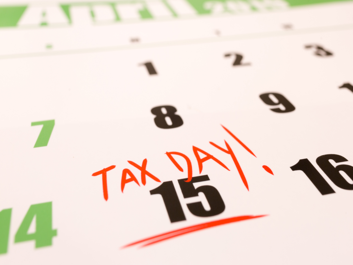 IRS Releases Update on Tax Deadline