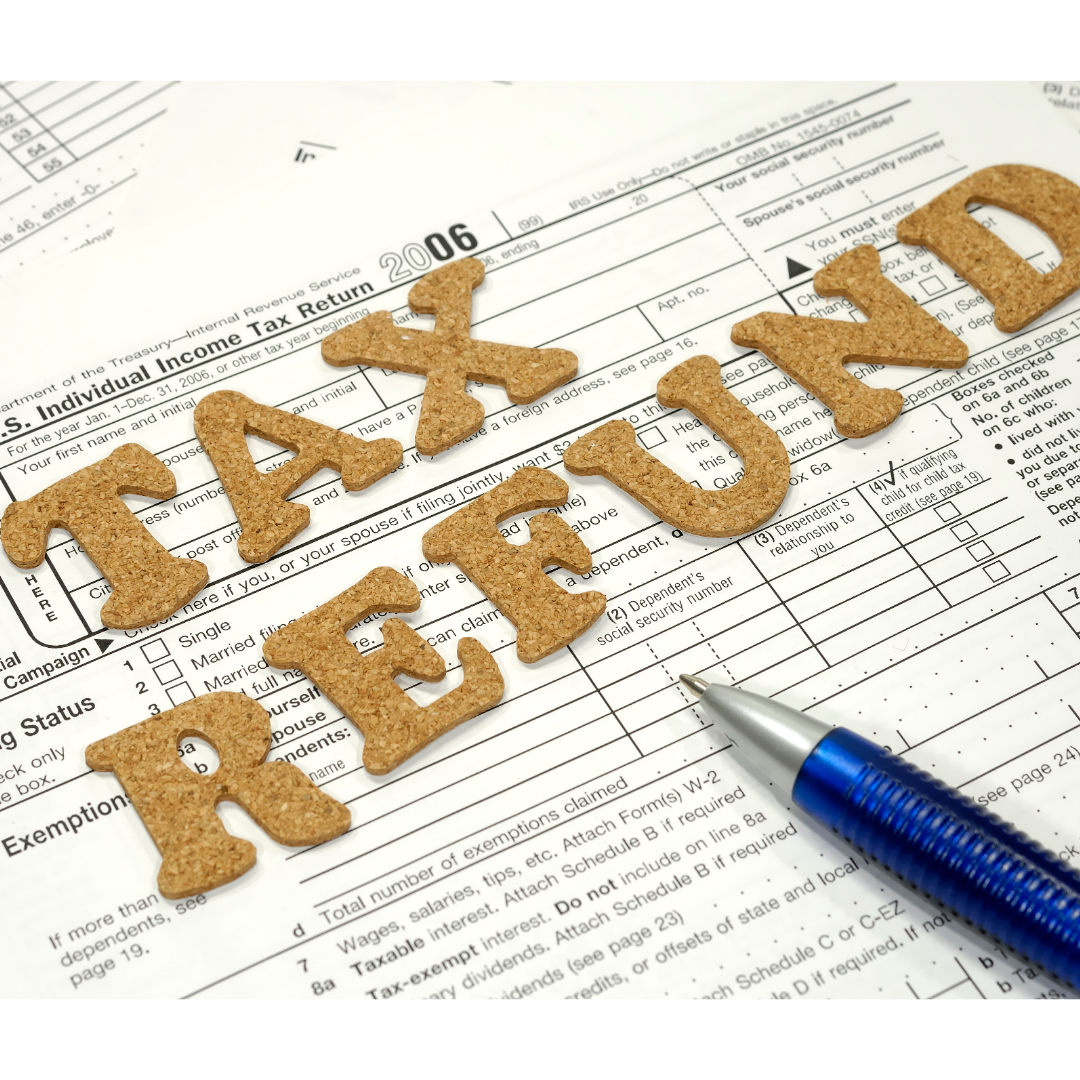 Federal Tax Refund Myth Sends Wrong Message